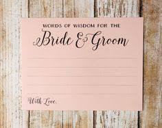 words of wisdom for and groom cards advice for the and groom trunk box wishes wishing well