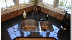 corner kitchen sink design ideas 15 cool corner kitchen sink designs home design lover in corner