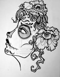 profile day of the dead by reminisense on deviantart tattoos and