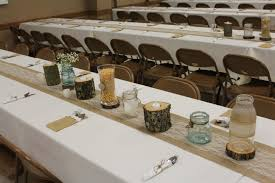 country wedding centerpieces burlap and lace country wedding decorations plowing through