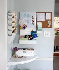 kitchen wall organization ideas updated family command center with martha stewart s new wall