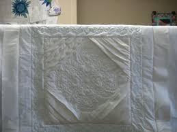 wedding dress quilt quilts working on a wedding dress quilt