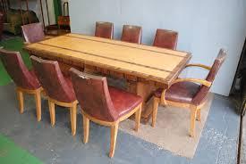 maurice adams art deco dining suite cloud 9 art deco furniture