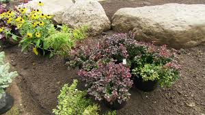 terraced garden landscaping video hgtv