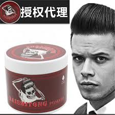 Pomade Wax hair pomade hold based hair styling wax pomade for