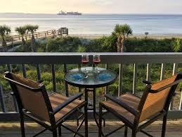 Islander Pool And Patio by Beach Racquet A219 Tybee Island Vacation Rentals
