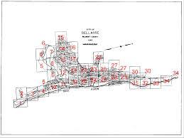 plat maps village of bellaire plat maps