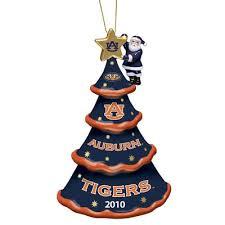 2010 annual auburn tigers ornament the danbury mint