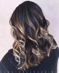 light brown highlights on dark hair 60 hairstyles featuring dark brown hair with highlights dark brown