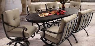 Aluminum Dining Room Chairs Aluminum Dining Tropicraft Patio Furniture