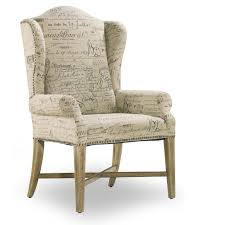Tufted Upholstered Chairs Dining Room Wingback Dining Chair High Back Tufted Chair