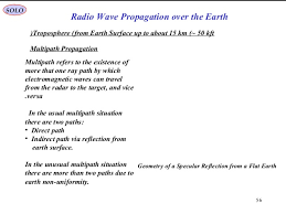 Kansas how fast do radio waves travel images 4 radio wave propagation over the earth jpg