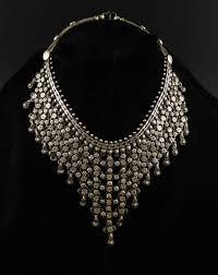 silver vintage necklace images Silver vintage necklace from rajasthan india india rajasthan jpg