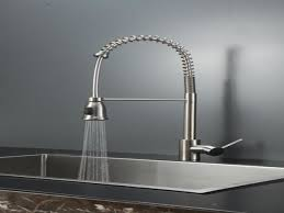 Kitchen Sink Faucet With Pull Out Spray by Decor Exciting Kitchen Faucets Menards For Kitchen Decoration