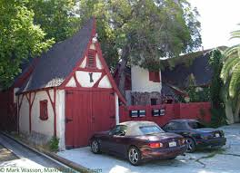 Cottage Los Angeles by Mark Hits The Road To The Charlie Chaplin Cottages Hollywood Los