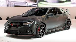 honda hatchback type r 2017 honda civic type r concept 340 hp
