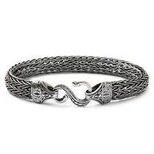 sterling bracelet images Designer chain bracelet gerochristo 6152 sterling silver jpg