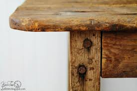 Natural Wood Furniture by Wooden Furniture In Home Decoration