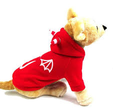 dog clothes for halloween chiqpets halloween costumes dog clothes little demon cotumes pet