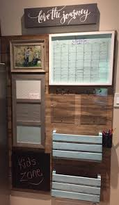 diy a command center for your family let u0027s blog about it
