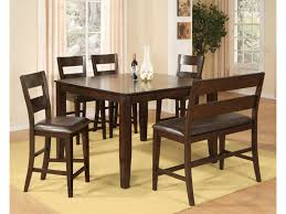 Pub Table And Chairs Set Holland House Bend 6 Piece Pub Table Chairs And Bench Set
