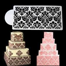 Chandelier Cake Stencil Cake Lace Stencils Ebay