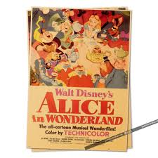 alice and wonderland home decor compare prices on alice wonderland paintings online shopping buy