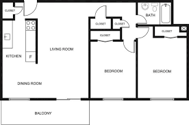 Bedroom Basement Apartment Floor Plans - Two bedroom apartment london
