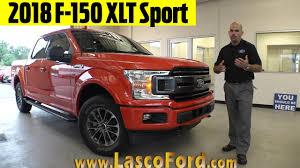 2018 ford f150 xlt sport exterior u0026 interior walkaround youtube