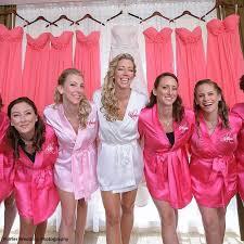 and bridesmaid robes bridesmaid robes monogrammed satin robe bridal satin robes