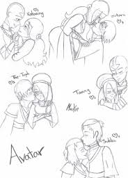 avatar couples sketches d by avatar is life on deviantart