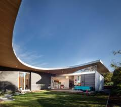 california style house enjoy the bold curves of this eichler inspired california home