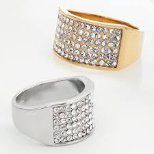 crystal pave rings images Touchstone crystal by swarovski jewelry home parties jpg