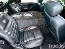 2001 Mustang Custom Interior 2001 Ford F 150 Super Crew Custom Trucks Truckin U0027 Magazine
