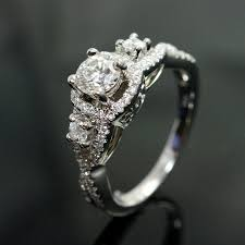 Customize Your Own Necklace Wedding Rings Princess Cut Diamond Engagement Rings Ring