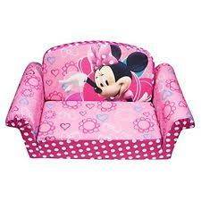 sofa storage disney minnie mouse kid chair couch furniture