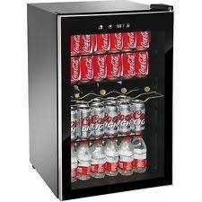 glass door refrigerator ebay