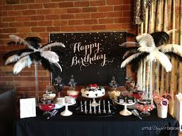 50th Birthday Party Decoration Ideas 35 Birthday Table Decorations Ideas For Adults