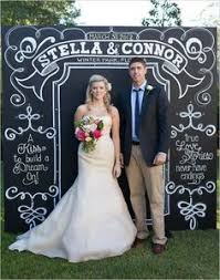 diy wedding photo booth a chalkboard sign wedding captivating photo booth wedding ideas