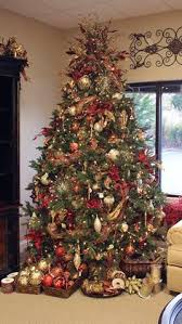 decorated christmas tree 50 most beautiful christmas trees deck the halls