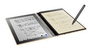 yoga book the first tablet for natural sketching and note taking