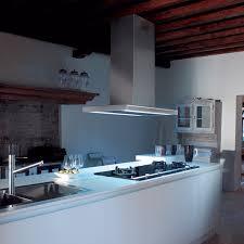 hotte d aspiration cuisine hotte perimetrale avis hotte verticale silverline unzi cm coloris