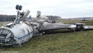 crash of a dassault falcon 50ex in moscow vnukovo 4 killed b3a
