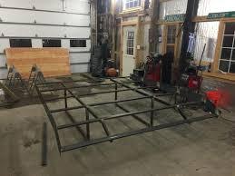 Sled Bed Frame Sled Deck Build Sledding General Discussion Dootalk Forums