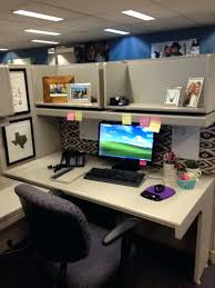 desk appealing image of simple cubicle desk decor image of