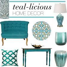 Bright Idea Teal Home Decor 83 Best COLOR Pinterest