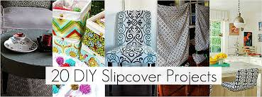Diy Sofa Slipcover Ideas 20 Diy Slipcovers To Make Crafts Pinterest Craft Sewing