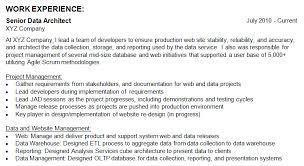 Resume Server Job Description by Server Resume Sample My Perfect Resume Server Job Description