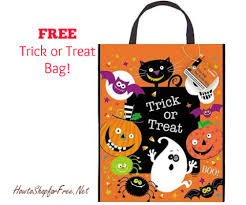 trick or treat bags free trick or treat bag at walmart how to shop for free with kathy