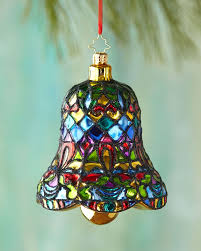 Glass Bell Christmas Ornaments - 225 best christmas bell ornaments images on pinterest christmas